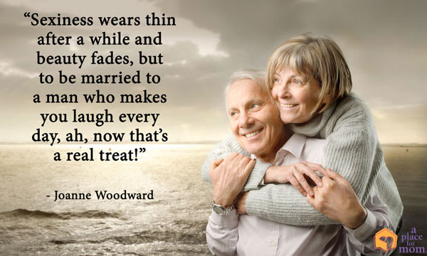 Quote: Beauty Fades by Joanne Woodward