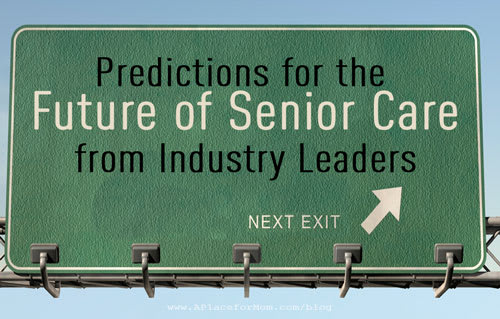 Predictions for the Future of Senior Care from Industry Leaders