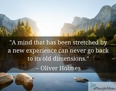 A Mind's Dimension