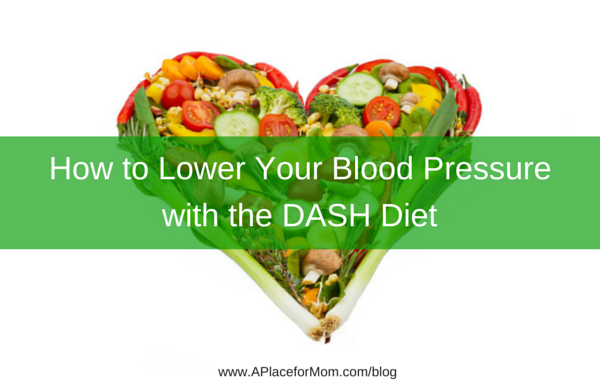 How to Lower Your Blood Pressure With The Dash Diet
