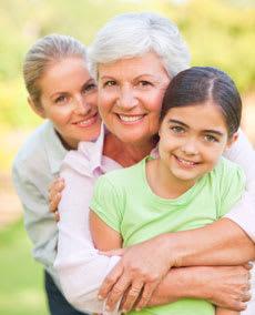 Sandwich Generation Caregiver