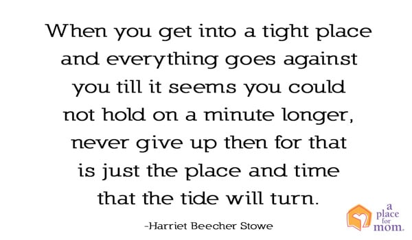 Quote: Tide WIll Turn
