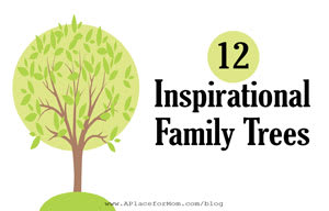 12 Inspirational Family Trees