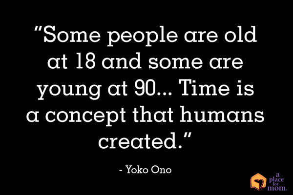 Quote: Time is A Concept That Humans Created