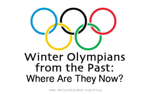 Winter Olympians from the Past: Where Are They Now?