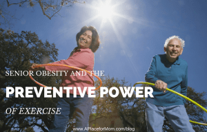 Senior Obesity and the Preventive Power of Exercise