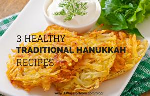 3 Healthy Traditional Hanukkah Recipes