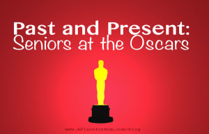 Past and Present: Seniors at the Oscars