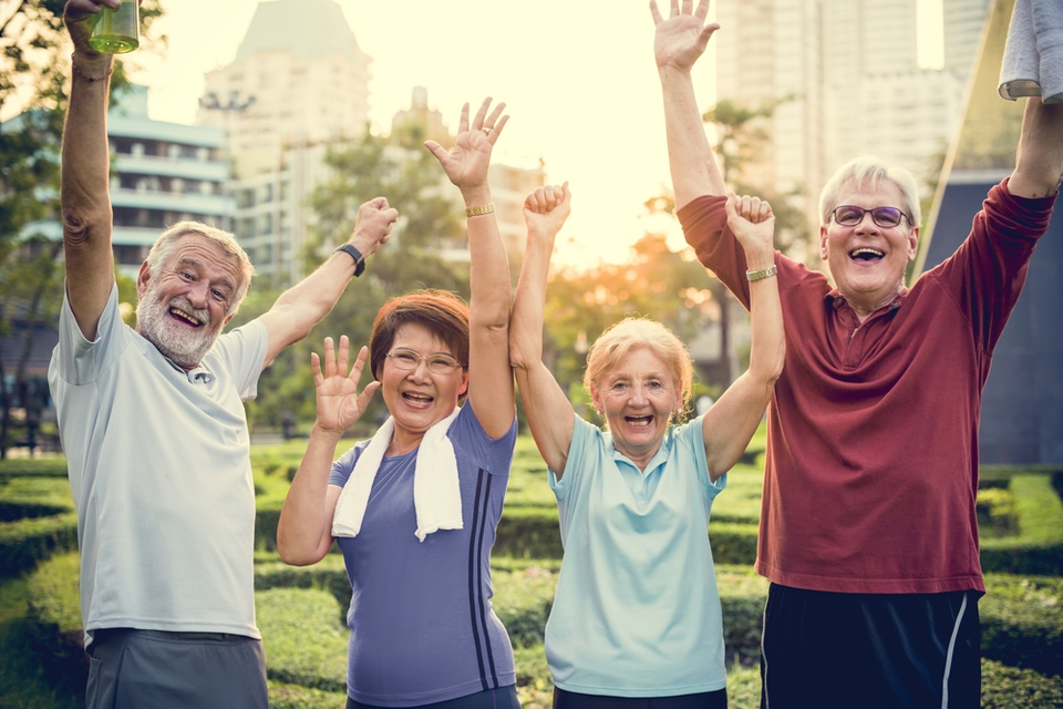 10 Immune System Boosters for Seniors