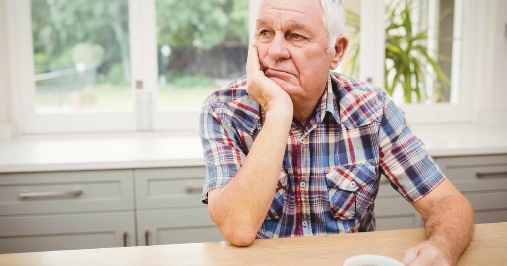 Dangers of Seniors Living Alone