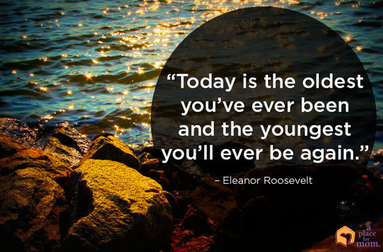 Quote: Oldest You've Been