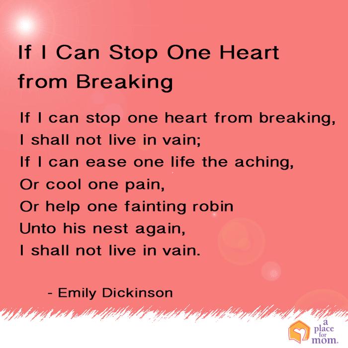 Emily Dickenson Poem