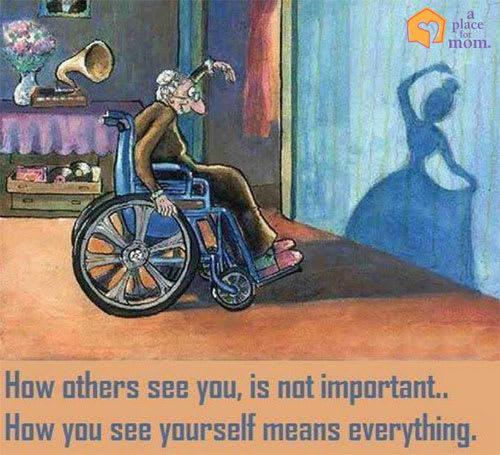 How others see you is not important