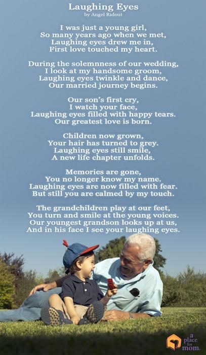 Poem: Laughing Eyes