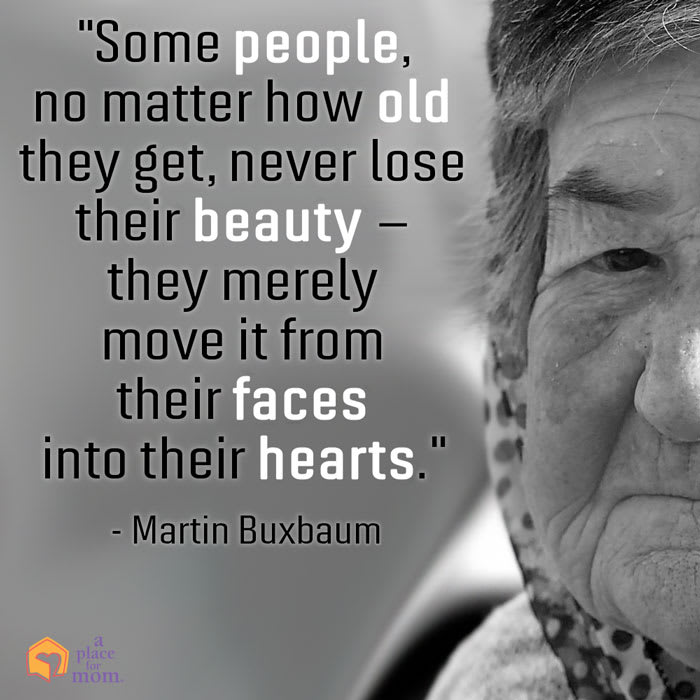 Quote: Beauty Is Never Lost