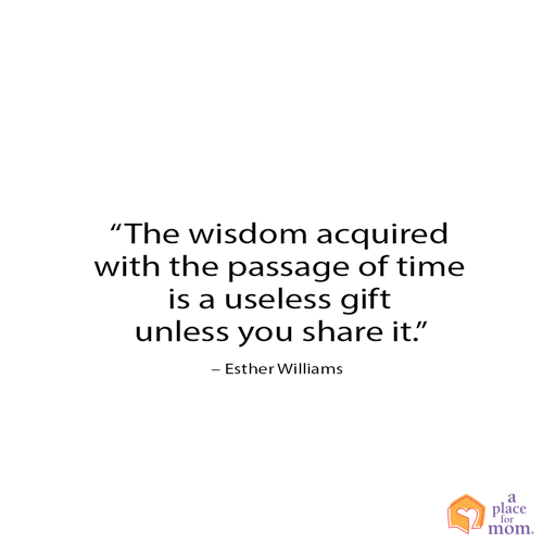 Quote: Share Your Wisdom