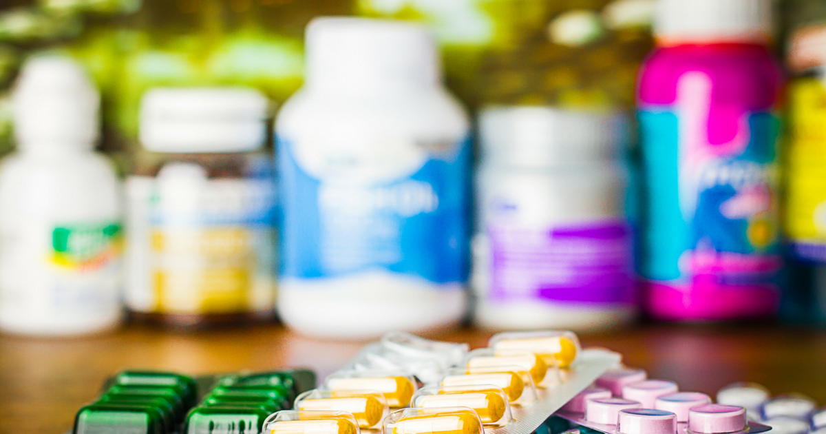 Seniors Hoarding Drugs