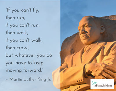Quote Keep Moving Forward