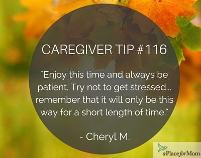 Caregiver Tip #116