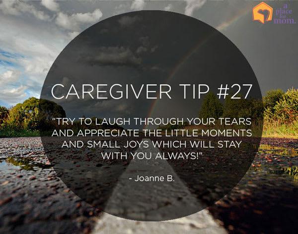 A Place for Mom Caregiver Tip 27