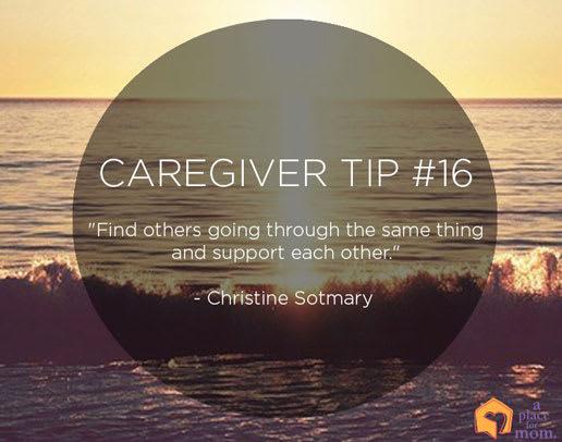 Caregiver Tips 16