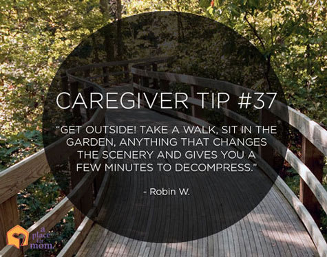 A Place for Mom's Caregiver Tip #37