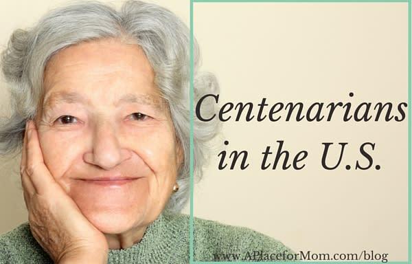 Centenarians in the U.S.