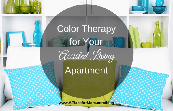 Color Therapy For Your Assisted Living Apartment
