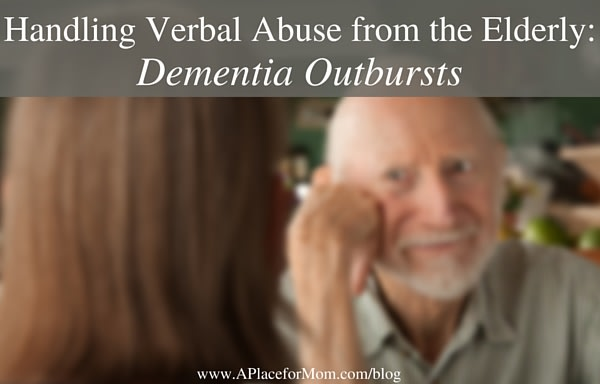 Handling Verbal Abuse From Elderly Parents Responsive Behavior