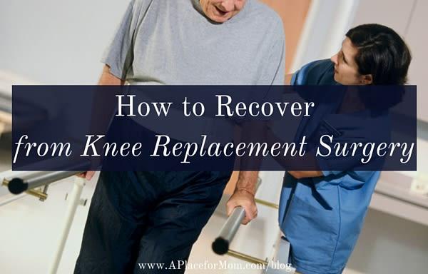 How to Recover from Knee Replacement Surgery