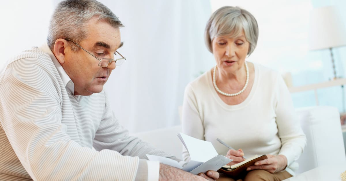Looking at the Details of a Senior Living Contract