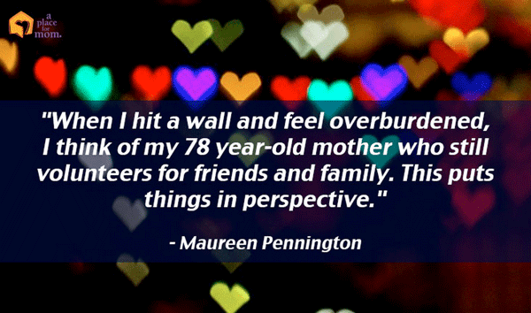 Maureen Pennington Quote