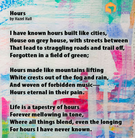 Poem: Hours