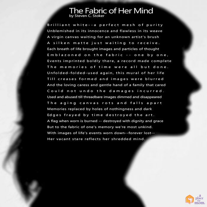 Poem: The Fabric Of Her Mind