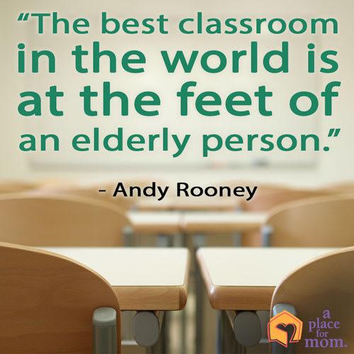 Quote: Best Classroom