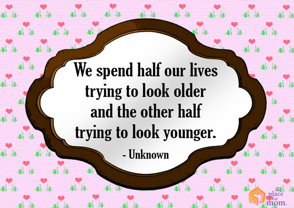 Quote: Half Our Lives