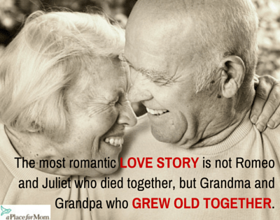 Quote: Most Romantic Love Story