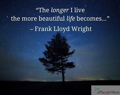 The Longer I Live...
