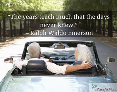The Years Teach Much