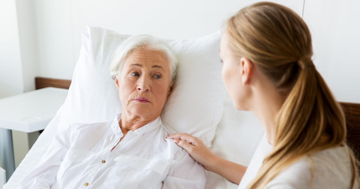 4 Tips to Help an Older Adult Stave Off Depression