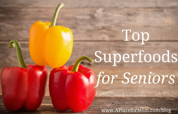 Top Superfoods for Seniors