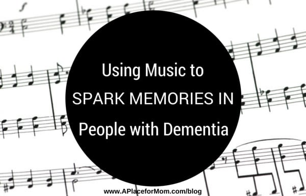 Using Music to Spark Memories in People with Dementia