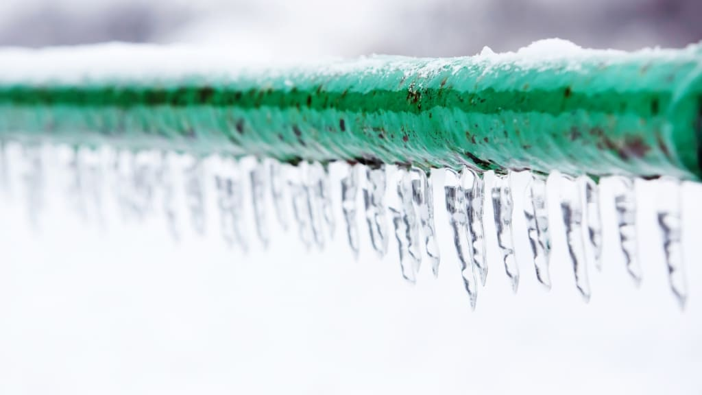 Your winter home checklist can help prevent frozen pipes and major damage