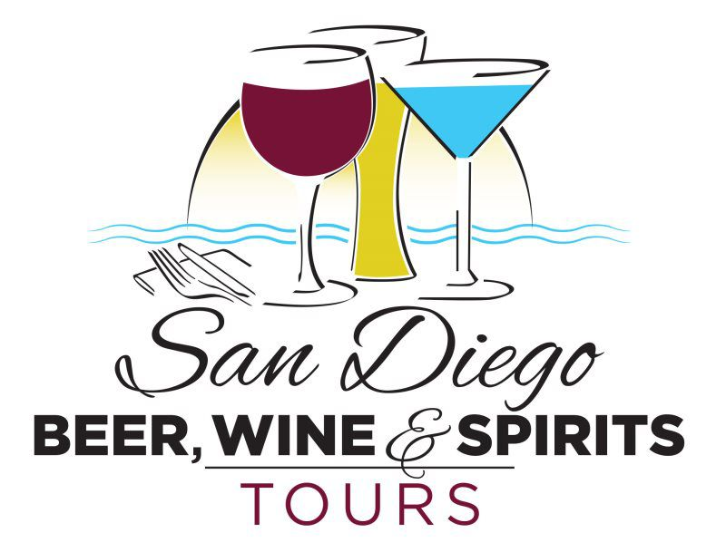 San Diego Beer, Wine, and Spirits Tours Logo