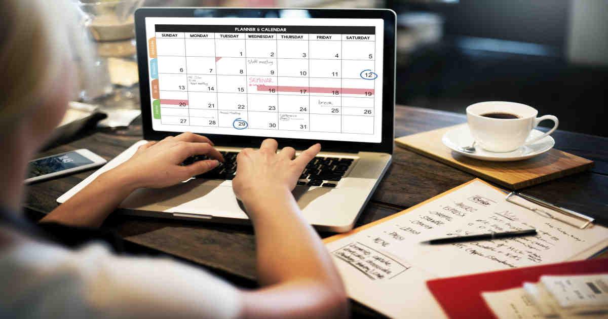 online schedule maker