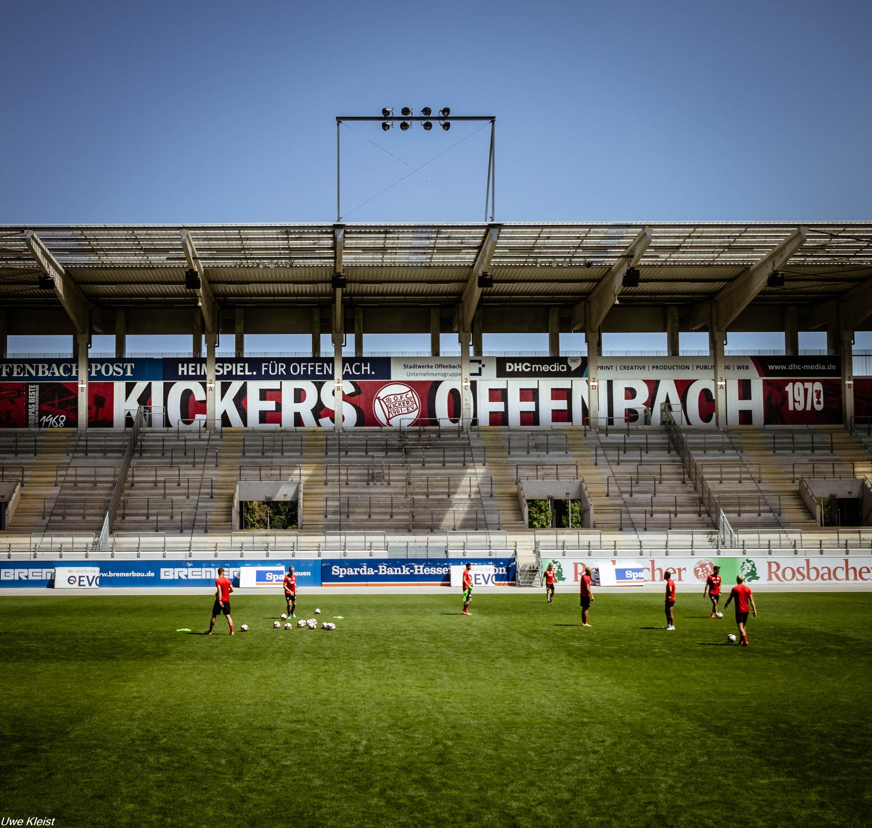 Kickers Offenbach cover image