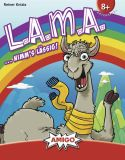 Reiner Knizia's new card game LAMA