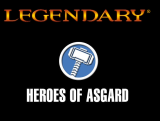 Marvel Legendary: Heoes of Asgard