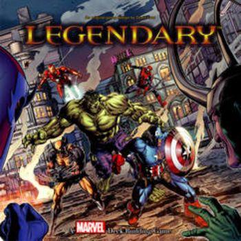 Legendary: A Marvel Deck Building Game (2012)