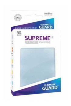 "Ultimate Guard ""Supreme UX"" Transparent 66x91mm"